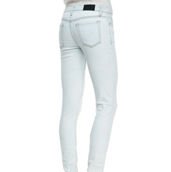 Theory Light-wash skinny Jeans